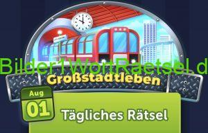 4 Bilder 1 Wort tägliches Rätsel Grossstadtleben 2021 Lösungen
